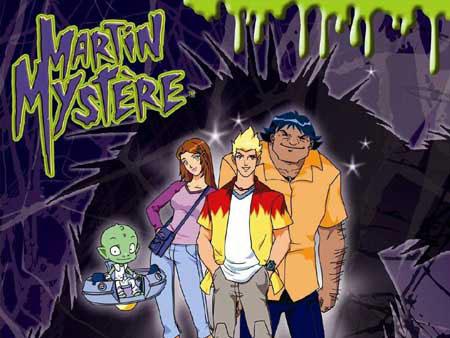 Nos dessins animés d'enfance - Page 3 Martin-Mystere-2