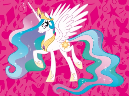 My little pony friendship is magic Princesse-Celestia_432_320