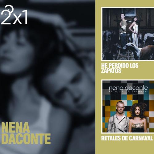 Álbum recopilatorio 'Nena Daconte 2x1' 500x500-000000-80-0-0