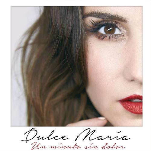 """Dulce María >> Single """"Más Tuya Que Mía'' 500x500"""