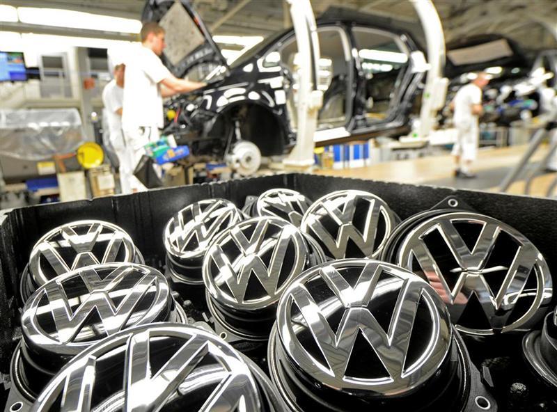 Automobile : Volkswagen rappelle 50.000 voitures en Chine  Volk