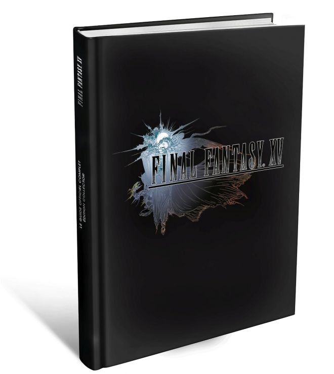 Final Fantasy XV : le guide collector en préco ! 218114_med