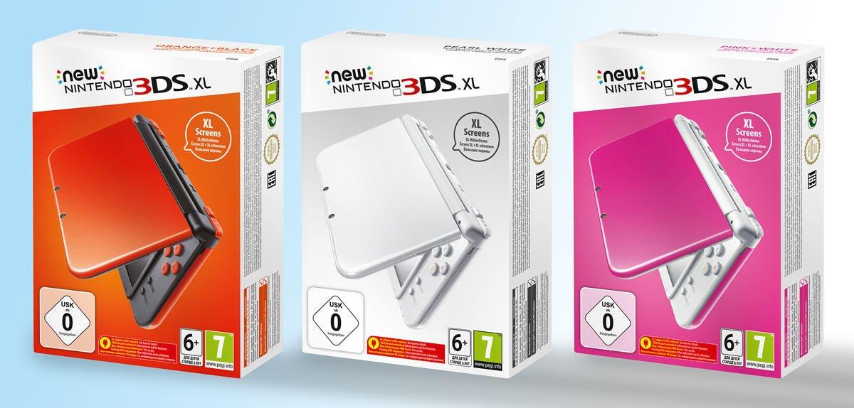 New 3DS - 3DS XL - Page 36 NewNintendo3DSXL_NouveauxColoris_Novembre2016
