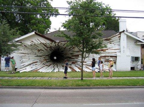 Slike koje izgledaju fotoshopirane- A NISU! Hole