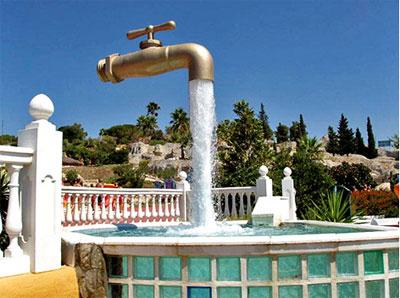 Slike koje izgledaju fotoshopirane- A NISU! Fountain