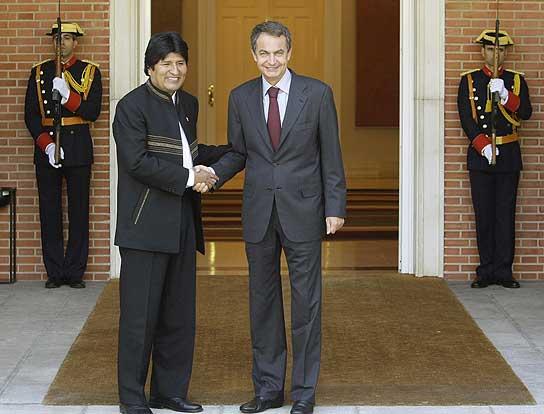 ¿Cuánto mide Evo Morales? - Altura - Real height 1000714
