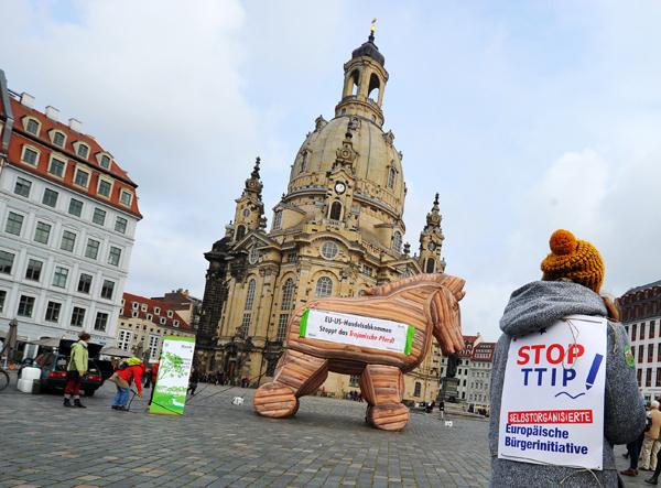 TTIP-Asociación Transatlántica para el Comercio y la Inversión. Acuerdo de libre comercio EUA-UE 1961331