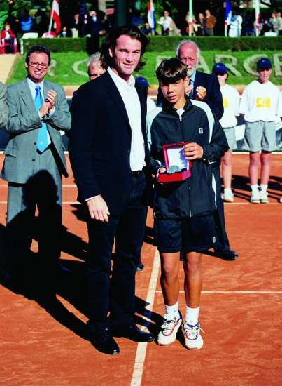 ¿Cuánto mide Rafa Nadal? - Altura - Real height 3329-403-550