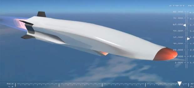 Probado con éxito el cohete hipersónico que podría llevarnos de Londres a Sidney en dos horas 285394-620-282