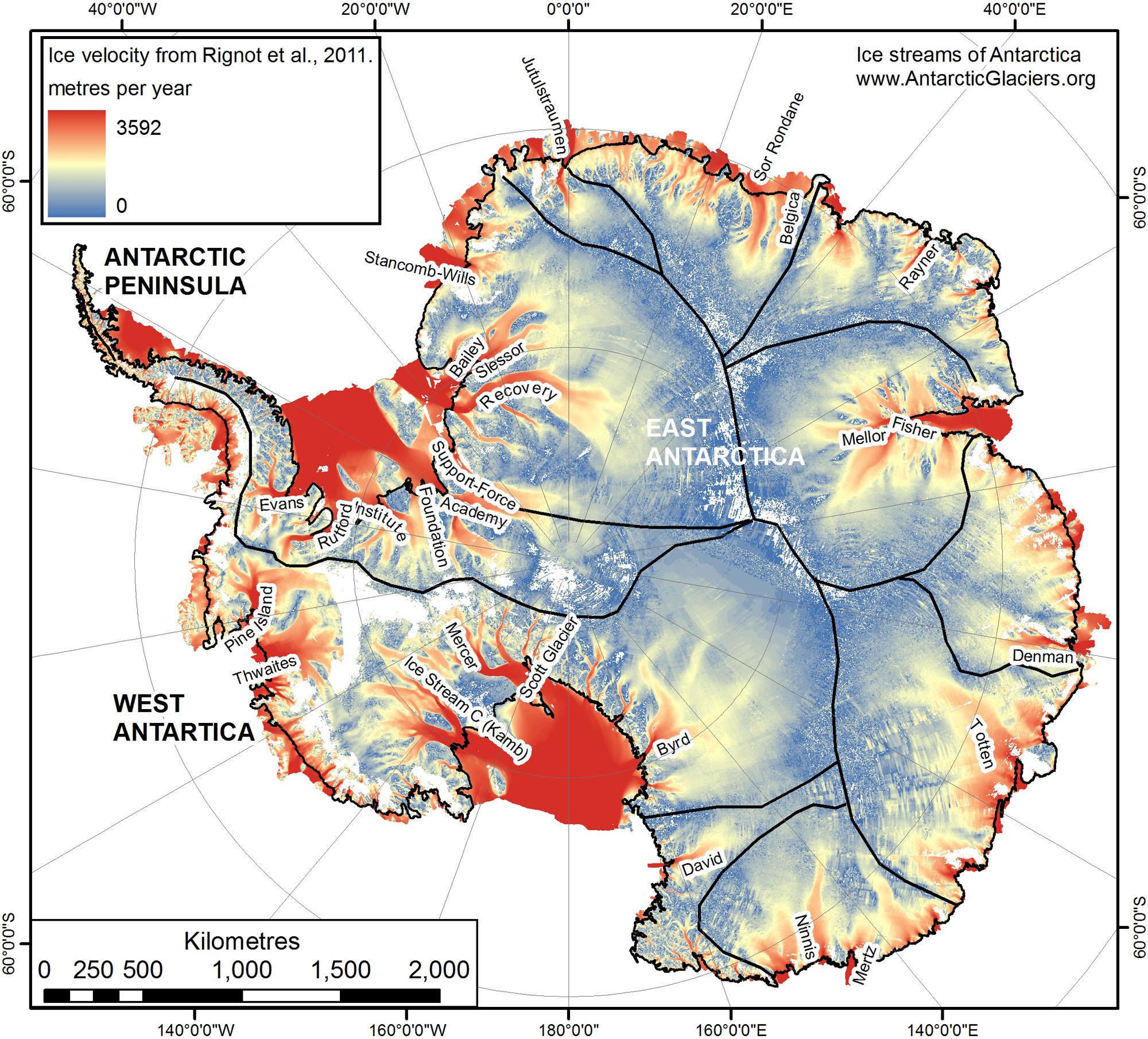 supernova de barrio - Página 2 Antarctic_icestreams