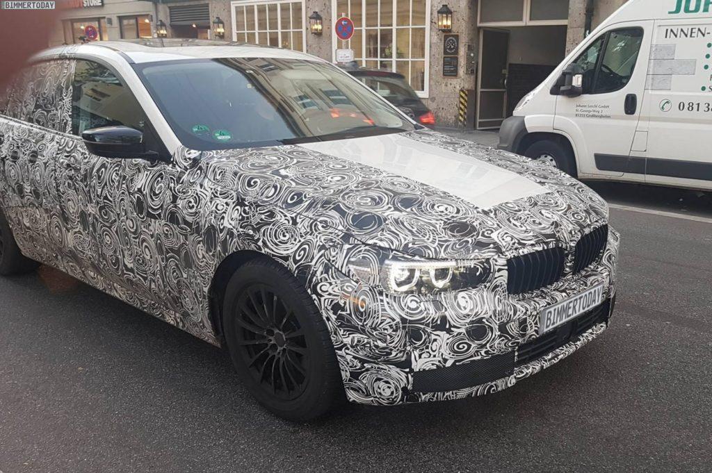 2017 - [BMW] Série 6 GT (G32) - Page 3 2017-BMW-6er-GT-G32-Erlkoenig-04-1024x681