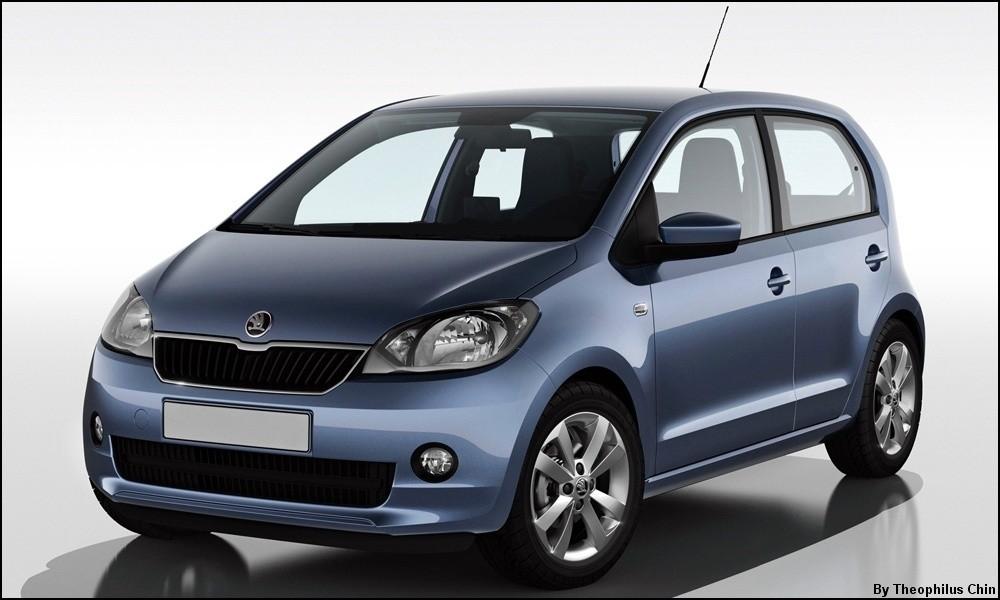 2011 - [VW/Seat/Skoda] Up!/Mii/Citigo - Page 18 Skoda-Citigo-by-T.Chin_.1
