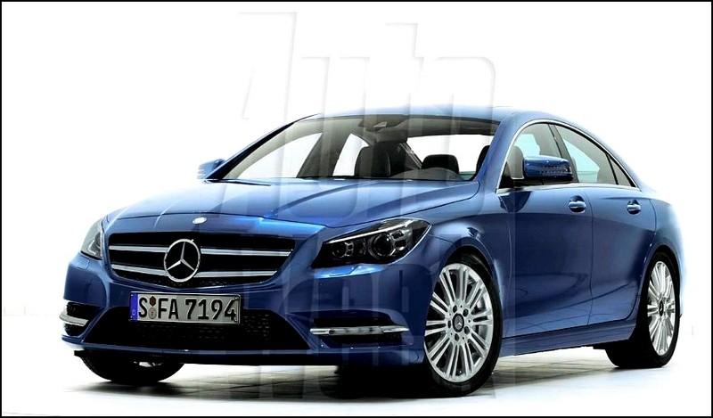 Le CLA (C117) Mercedes-Benz-CLC-2013.1