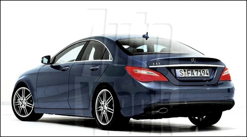 Le CLA (C117) Mercedes-Benz-CLC-2013.2