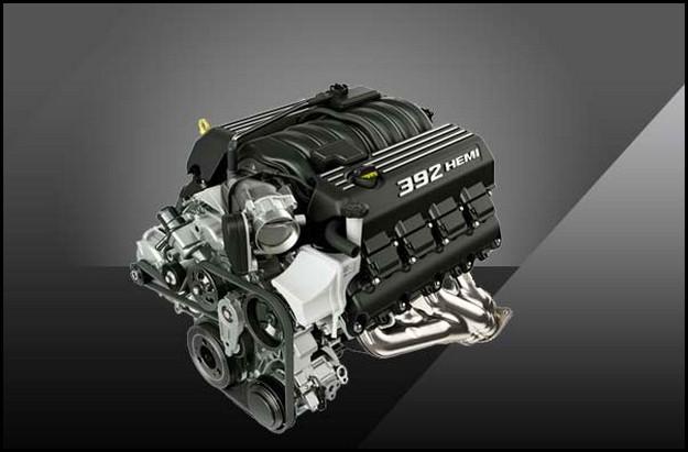 Chrysler LLc : Un V8 « Hellcat » en test  Lire la suite: Ch Dodge-Powertrains-moteur-V8-6.4-L-Hemi