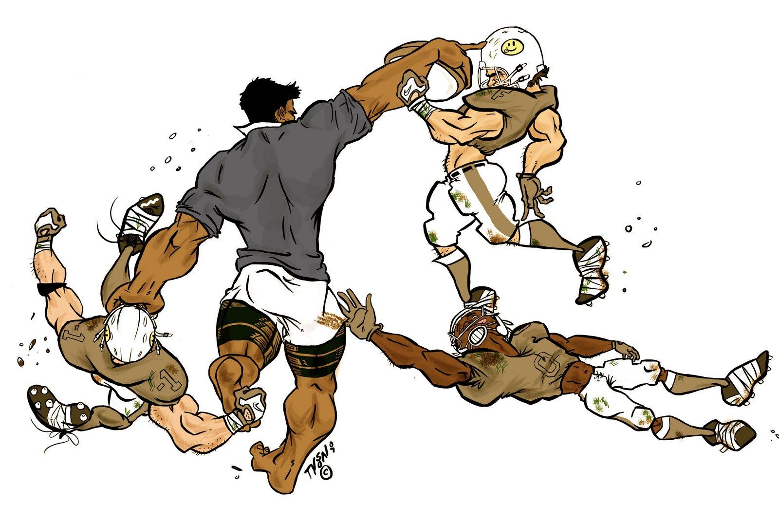 Football Americano E Rugby Le Differenze Pagina 2