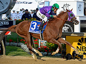 Triple Couronne 2014 - Page 2 CaliforniaChromePreakness2014AE298