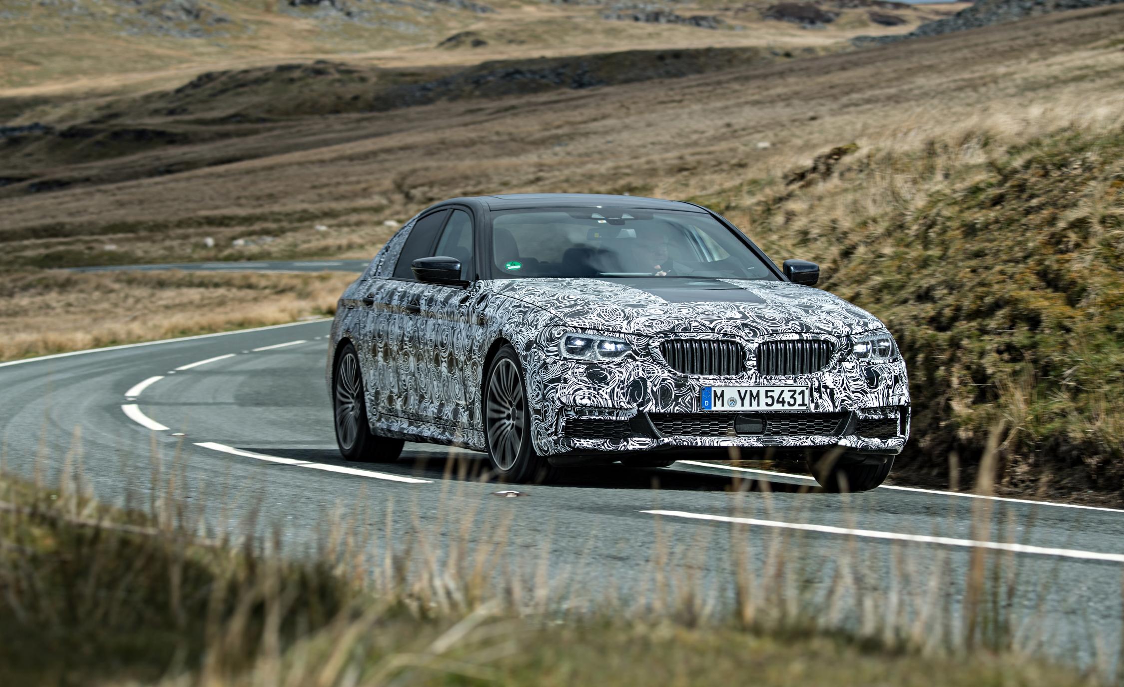 2016 - [BMW] Série 5 Berline & Touring [G30/G31] - Page 16 2018-BMW-5-series-prototype-105