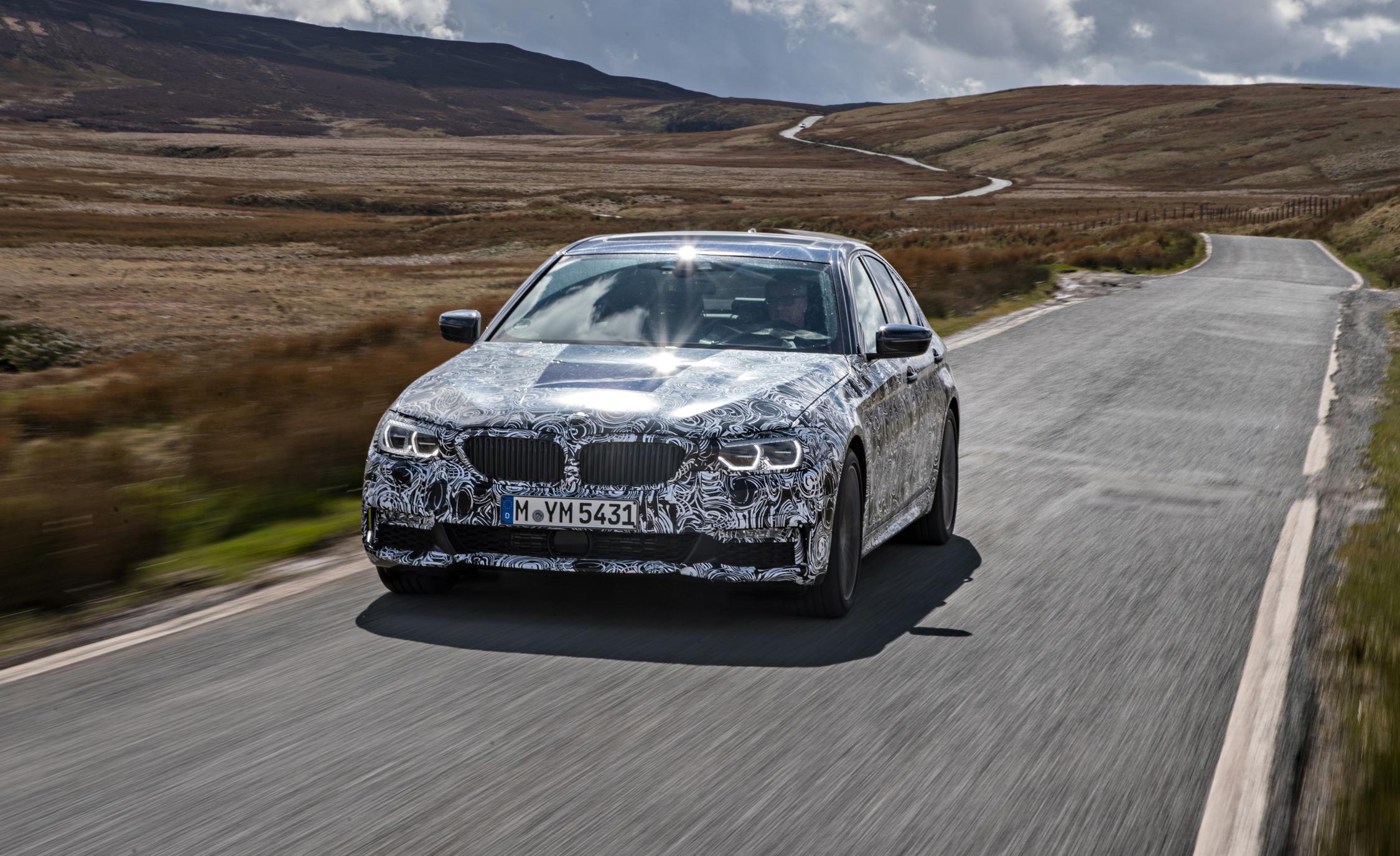 2016 - [BMW] Série 5 Berline & Touring [G30/G31] - Page 16 2018-BMW-5-series-prototype-108