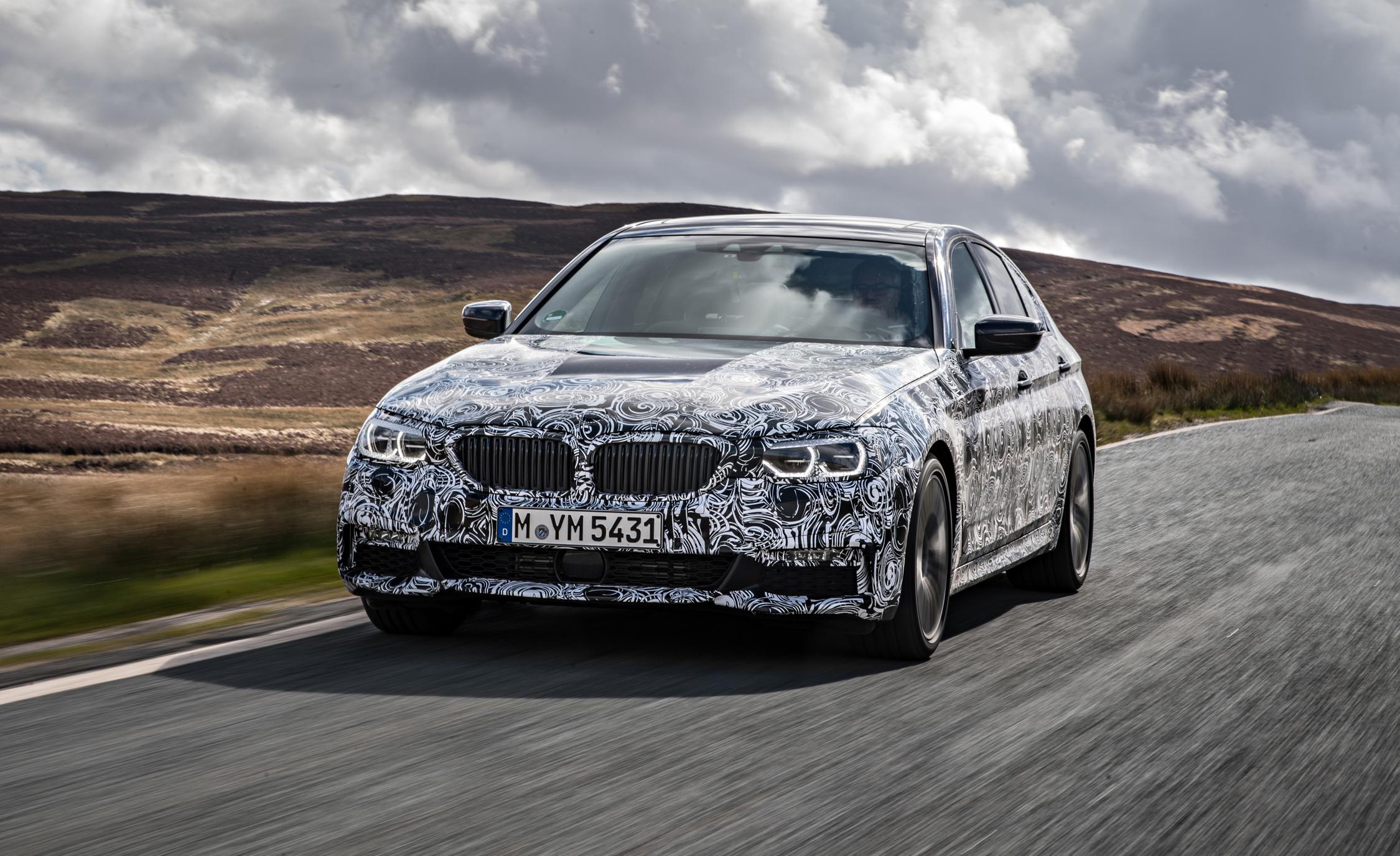 2016 - [BMW] Série 5 Berline & Touring [G30/G31] - Page 16 2018-BMW-5-series-prototype-109