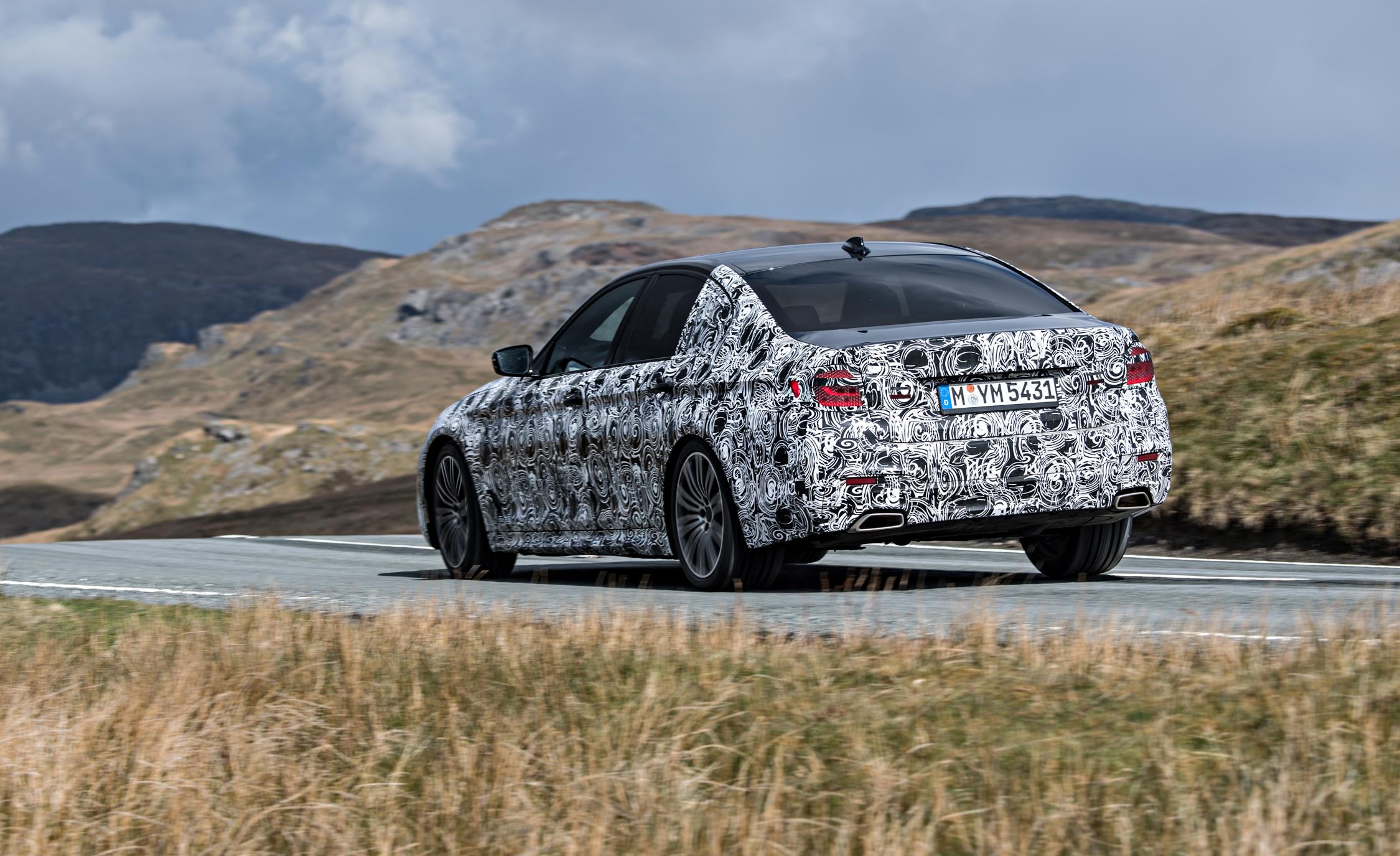 2016 - [BMW] Série 5 Berline & Touring [G30/G31] - Page 16 2018-BMW-5-series-prototype-113