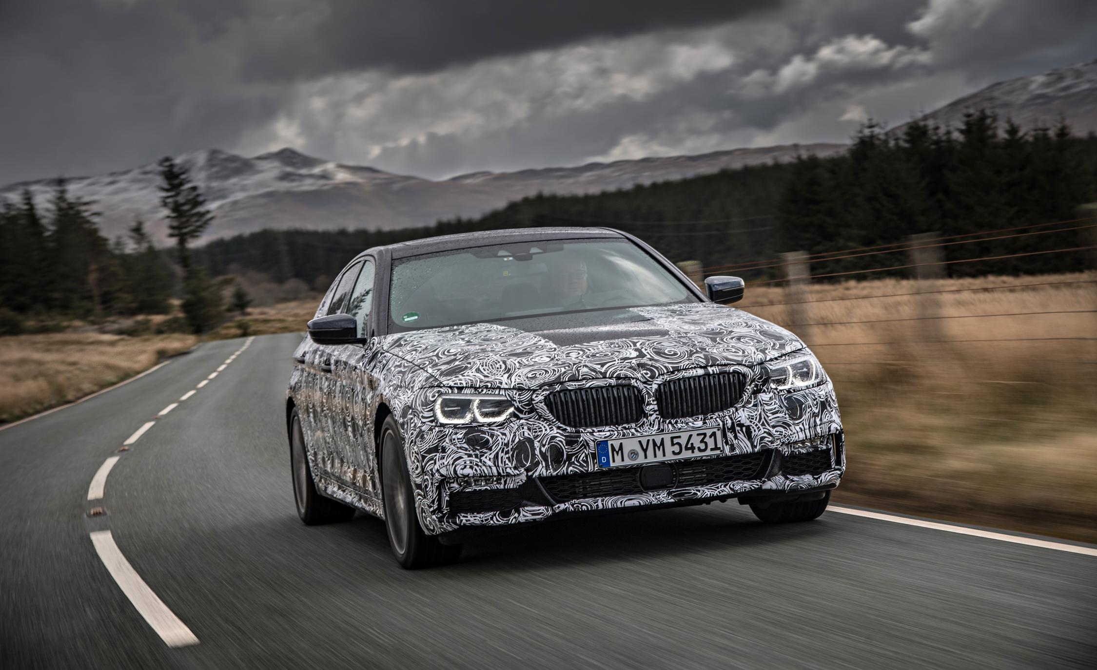 2016 - [BMW] Série 5 Berline & Touring [G30/G31] - Page 16 2018-BMW-5-series-prototype-121