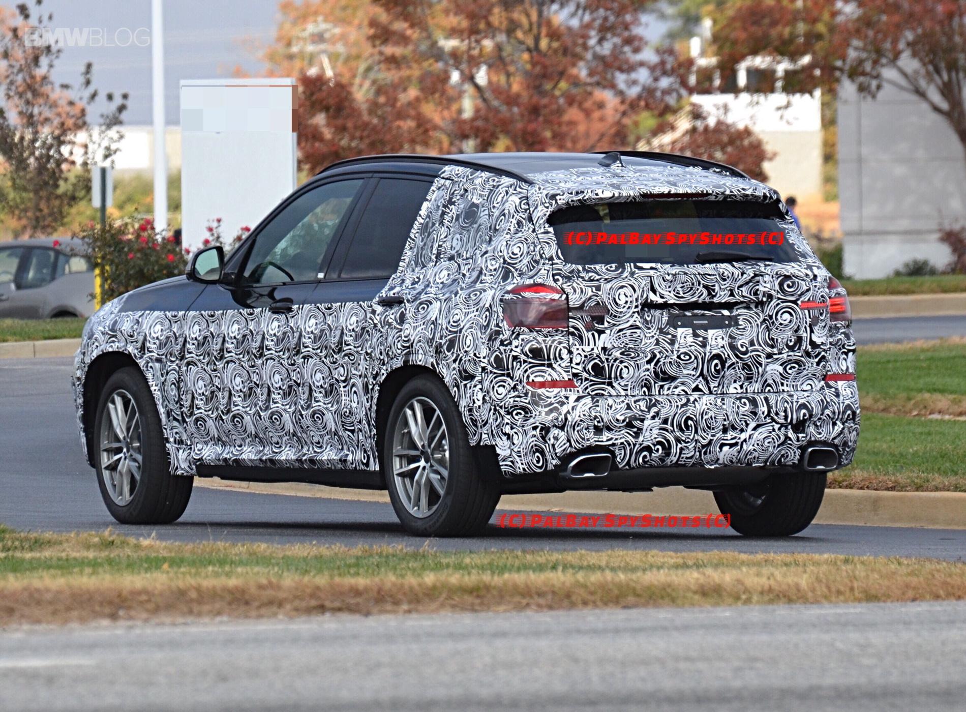 2016 - [BMW] X3 [G01] - Page 6 BMW-X3-M40i-spy-photos-19