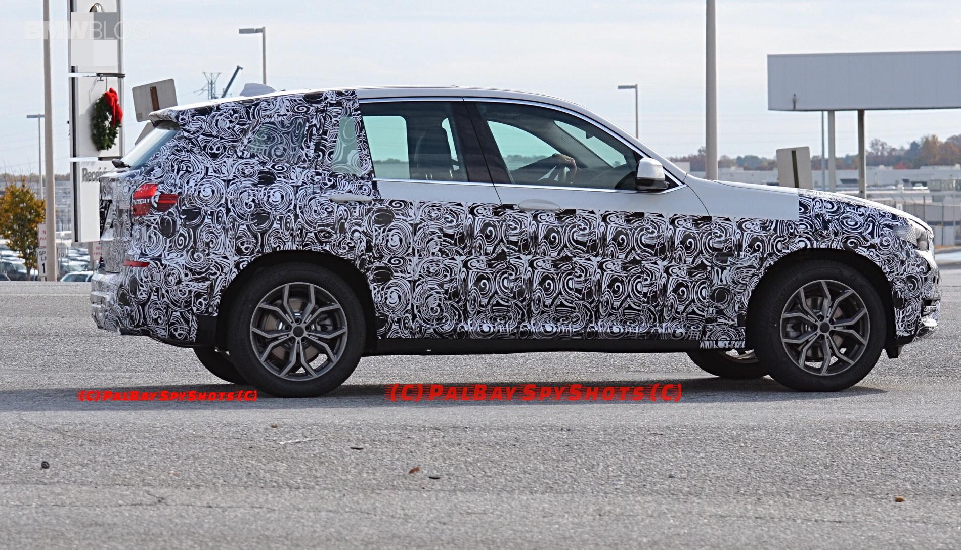 2016 - [BMW] X3 [G01] - Page 6 BMW-X3-M40i-spy-photos-2