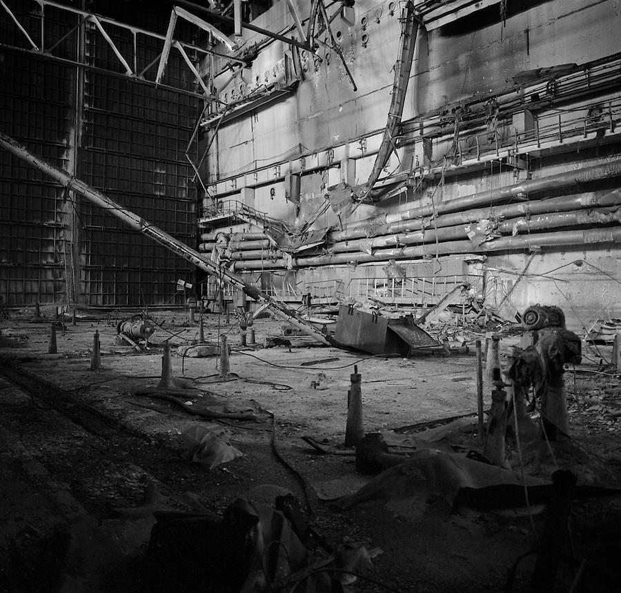 9 impactantes datos sobre el accidente de Chernobyl Ukraine-chernobyl-zone-UA100166