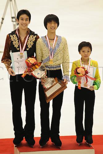 Шома Уно / Shoma UNO JPN 2009-JOC-Junior-Olympic-Cup-Japan-Nov-23-13