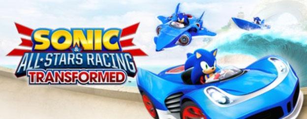 [PS360 - WiiU - 3DS - Vita] Sonic & All Stars Racing Transformed Sonic