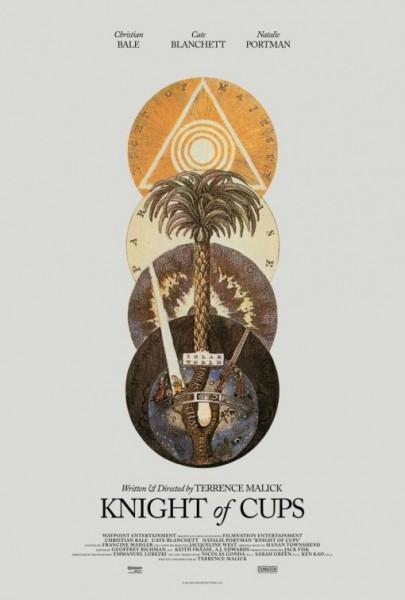 Les plus belles affiches de cinéma - Page 6 Knight-of-cups-poster-405x600