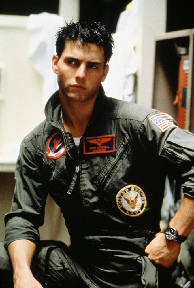 La momie - Tom Cruise Top-gun-tom-cruise