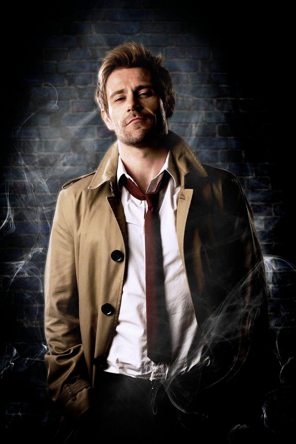 Constantine (2014– )   Constantine-tv-series-matt-ryan