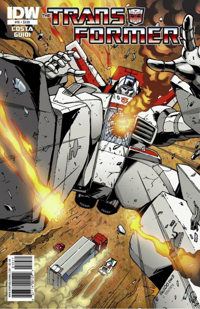 Comics/BD Transformers en anglais: Marvel Comics, Dreamwave Productions et IDW Publishing - Page 6 JUN100316-01