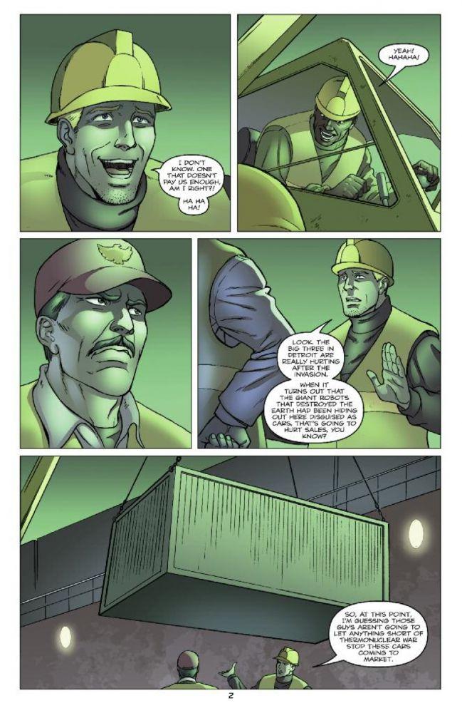 Comics/BD Transformers en anglais: Marvel Comics, Dreamwave Productions et IDW Publishing - Page 6 JUN100316-04