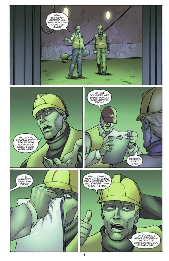 Comics/BD Transformers en anglais: Marvel Comics, Dreamwave Productions et IDW Publishing - Page 6 JUN100316-05