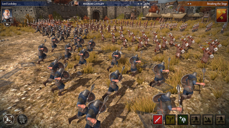 Total War Battles: Kingdom Bottom
