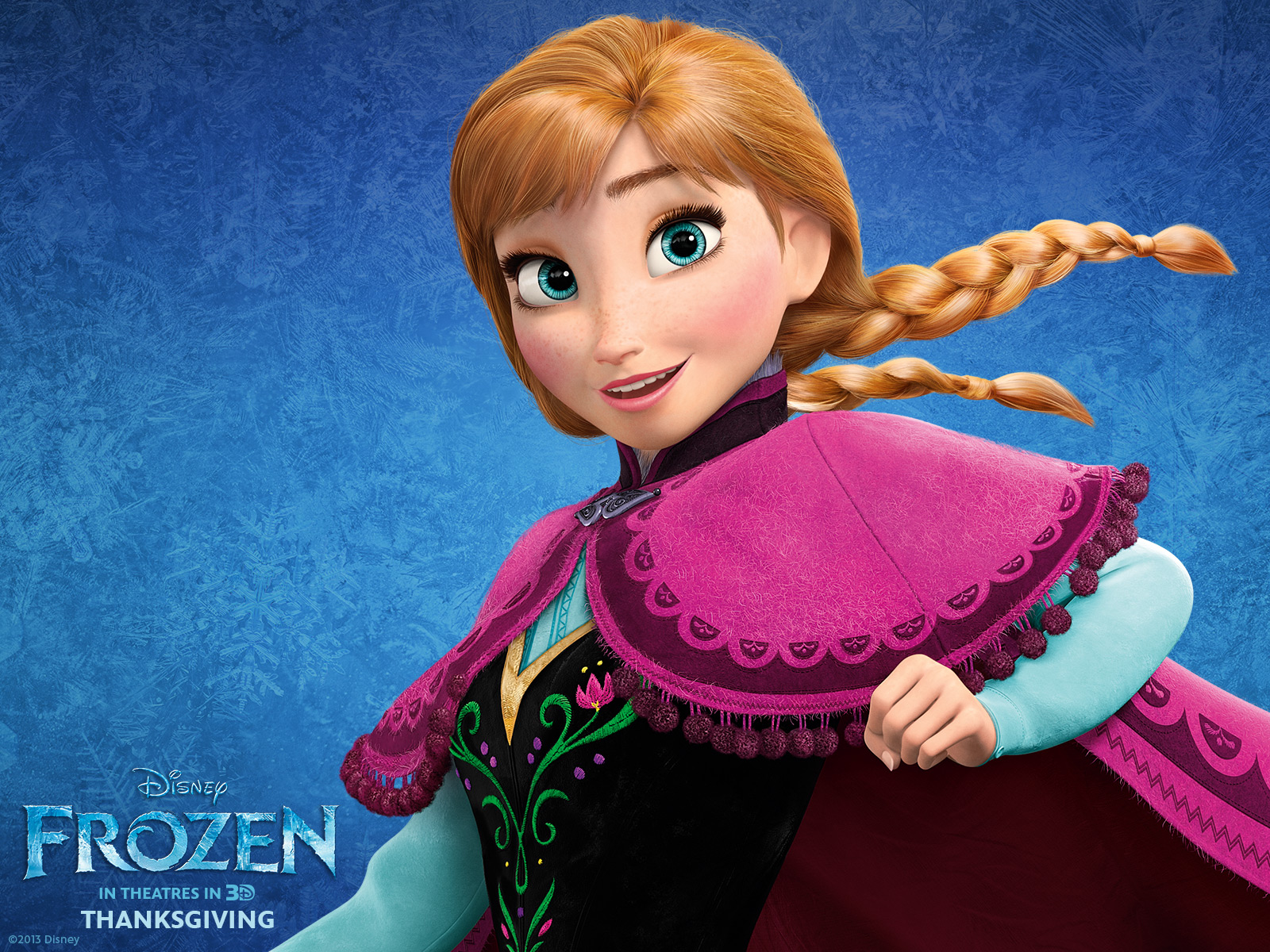 Disney's Frozen (and poll!) Anna2