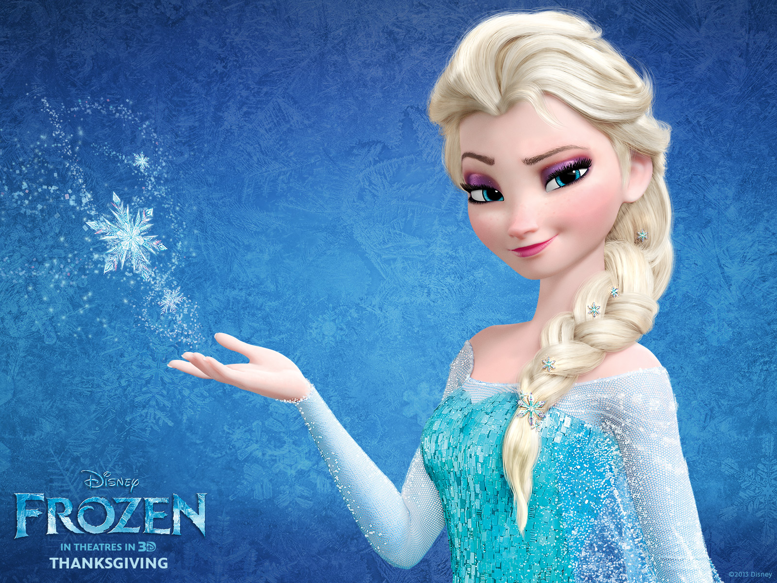 Disney's Frozen (and poll!) Elsa