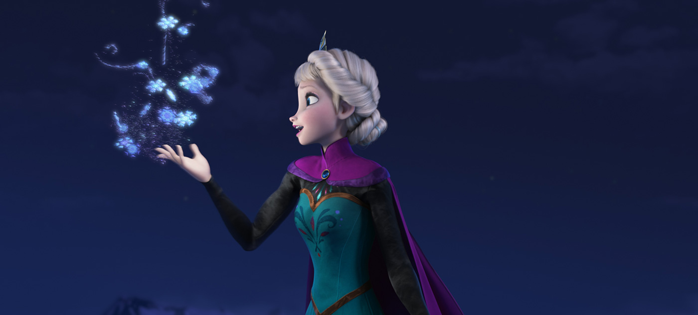 Disney's Frozen (and poll!) Elsa-magic
