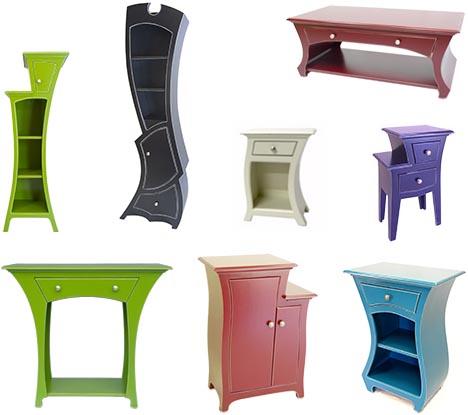 Ludi dizajni - Page 2 Surreal-colorful-wood-furniture-designs