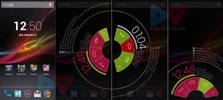 ParanoidAndroid 3+ ROM Galaxy S2 Paranoidandroid-expanded-desktop1