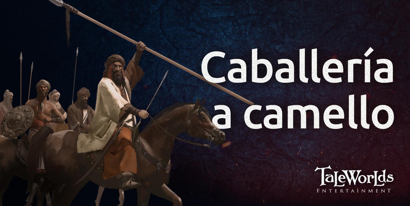 Diario semanal de desarrollo de Bannerlord 27: Caballería a Camello 206cc2c8560d1429c02ebf5ba8c32f1381156cd9