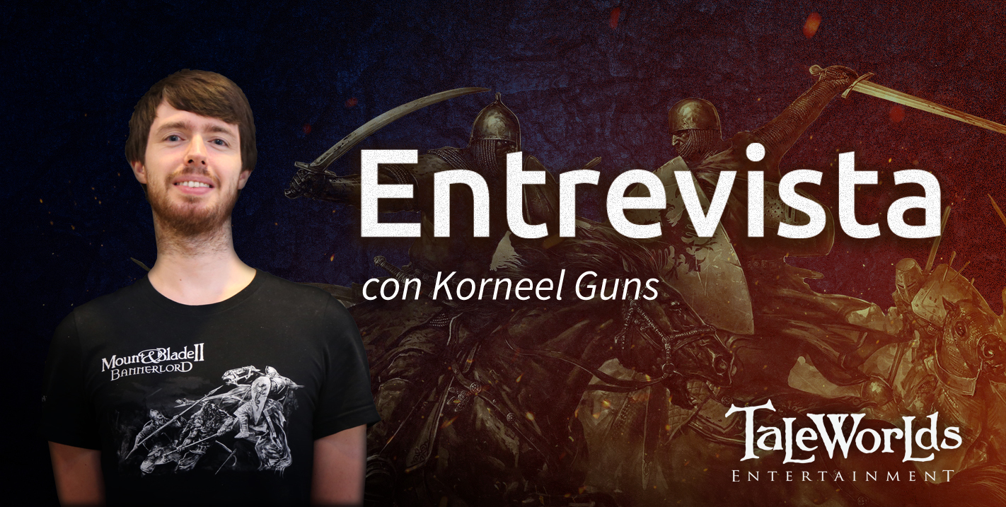 Diario semanal de desarrollo de Bannerlord 29: Entrevista a Korneel Guns 418b59e725b15c91a821f5fa4b6abbc3f077a3b9