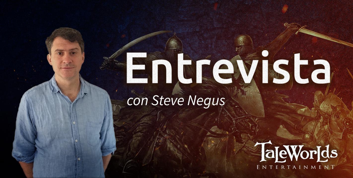 Diario semanal de desarrollo de Bannerlord 21: Entrevista a Steve Negus D75ea536c956c59e27ff75008c912aac080ad600