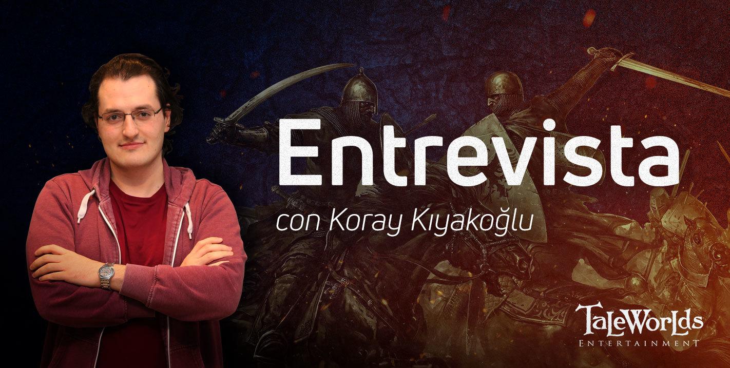 Diario semanal de desarrollo de Bannerlord 17: Entrevista a Koray Kıyakoğlu E011cd55a5b4a700fccecec3eb94e53779109466
