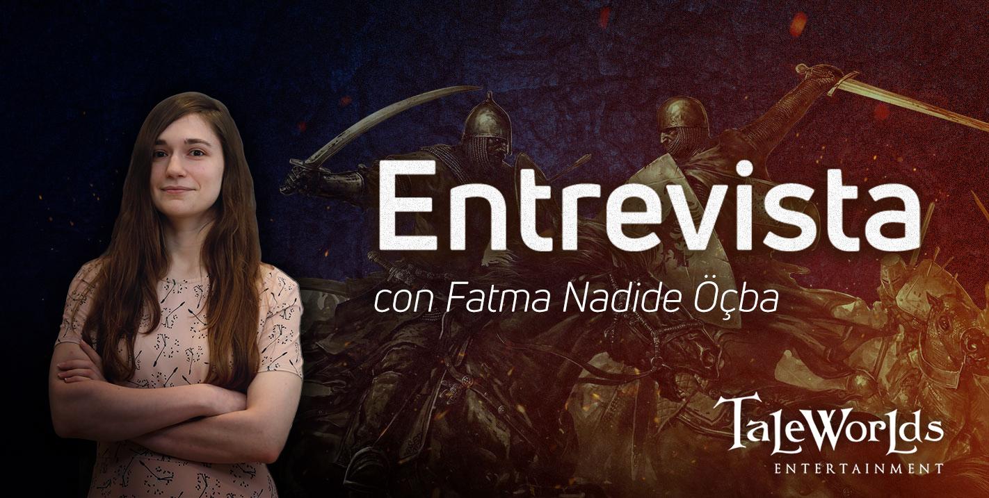 Diario semanal de desarrollo de Bannerlord 9: Entrevista con la artista gráfica Fatma Nadide Öçba  F19eea732cef01603109af46fe4ffec59418f641