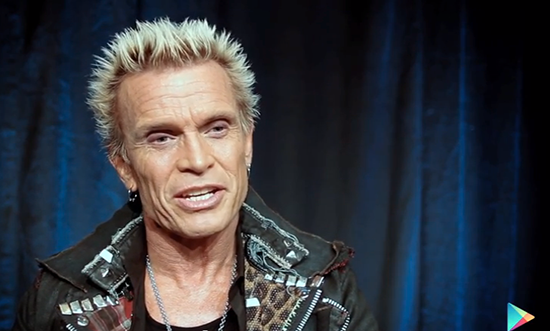 Muzicke novosti i najave! Billy-Idol