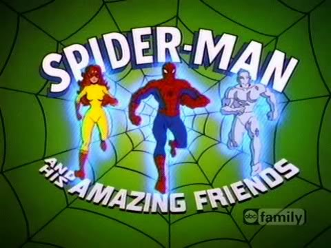 ¿Sabías que...? Spider-Man-and-His-Amazing-Friends